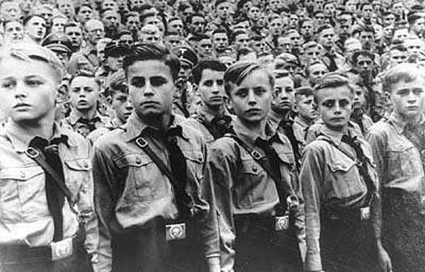 an analysis of the hitler youth movement in germany On sunday all nuremberg was filled with the presence of young germany from the earliest hours of the morning, endless columns of hitler youth marched to the stadium.